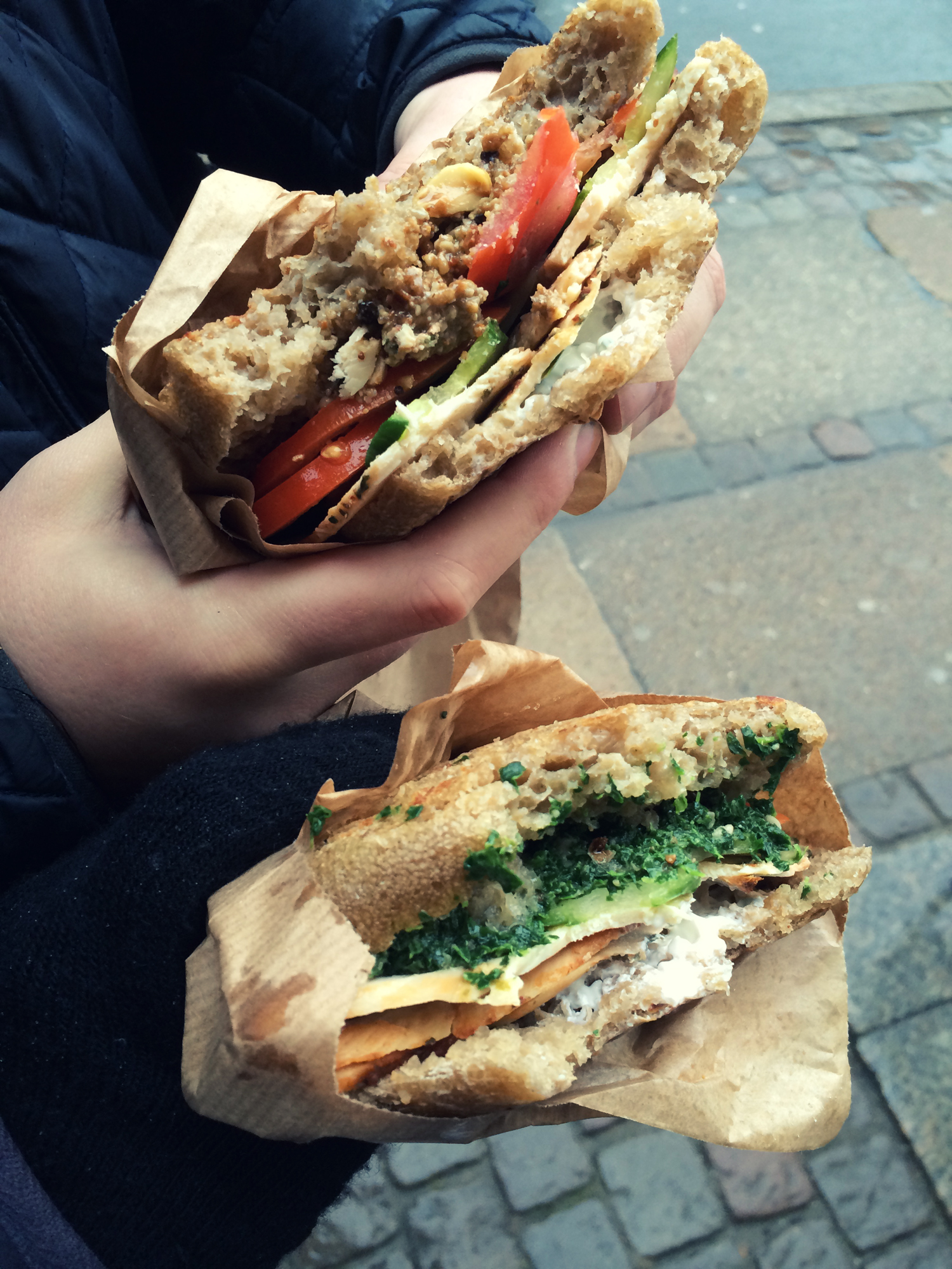 foodie amagerbrogade sandwiches anmeldelse